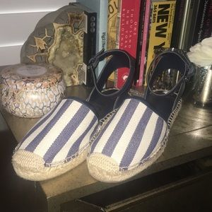 Brand new with out box espadrilles